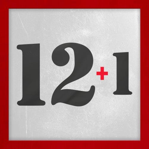 Dorsal numero 13