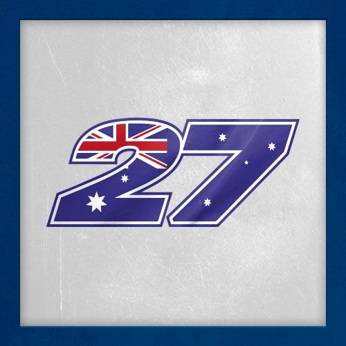 Dorsal numero 27