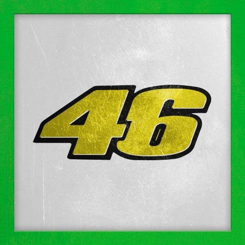 Dorsal numero 46