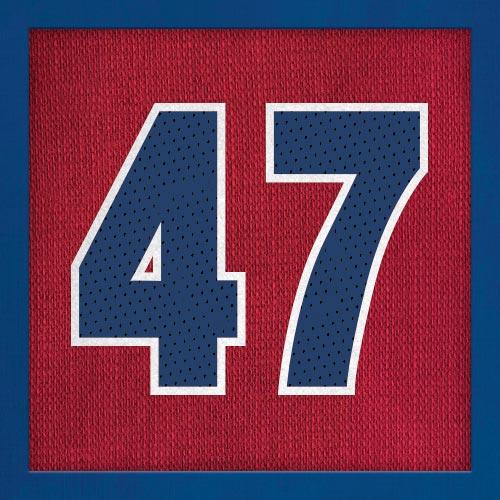 Dorsal numero 47