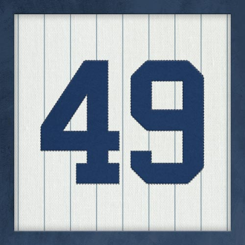 Dorsal numero 49