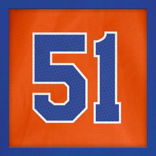 Dorsal numero 51