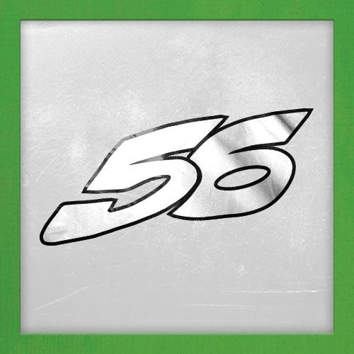 Dorsal numero 56