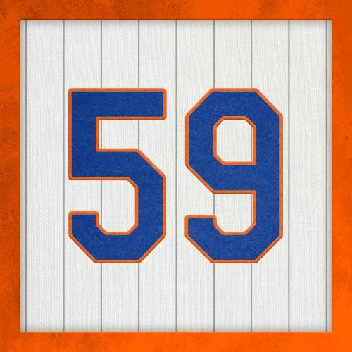 Dorsal numero 59