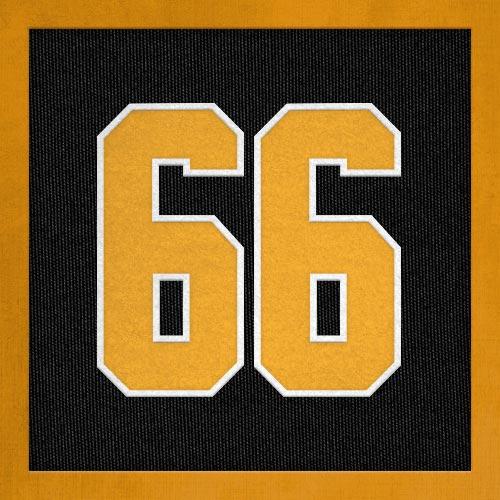 Dorsal numero 66