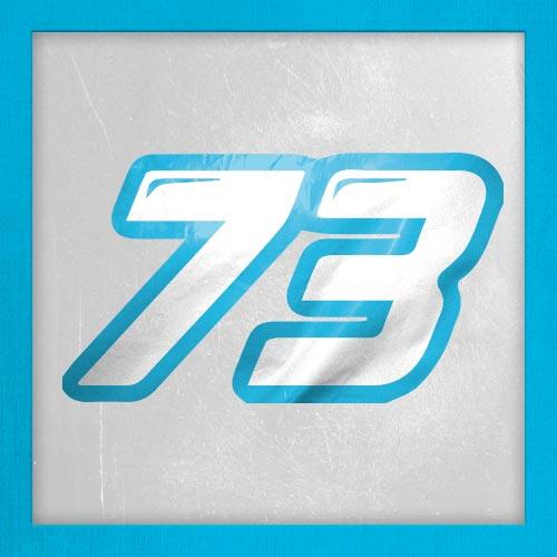 Dorsal numero 73