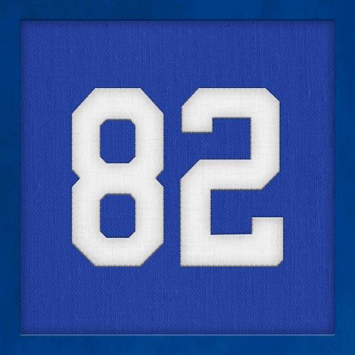 Dorsal numero 82