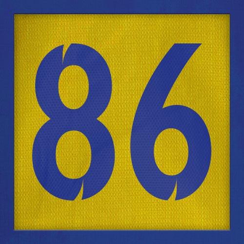Dorsal numero 86