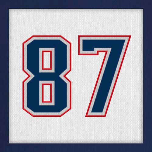 Dorsal numero 87