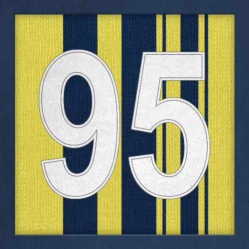 Dorsal numero 95