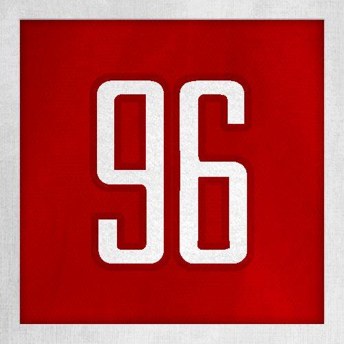 Dorsal numero 96