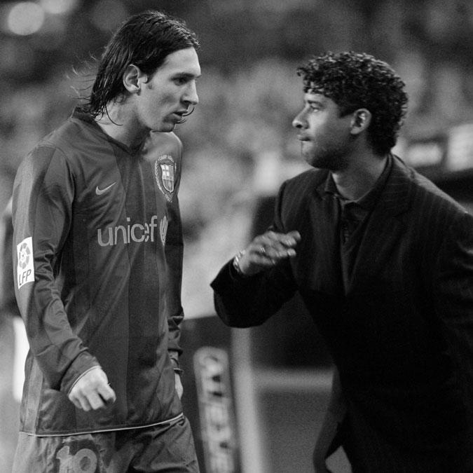 Socios de Messi
