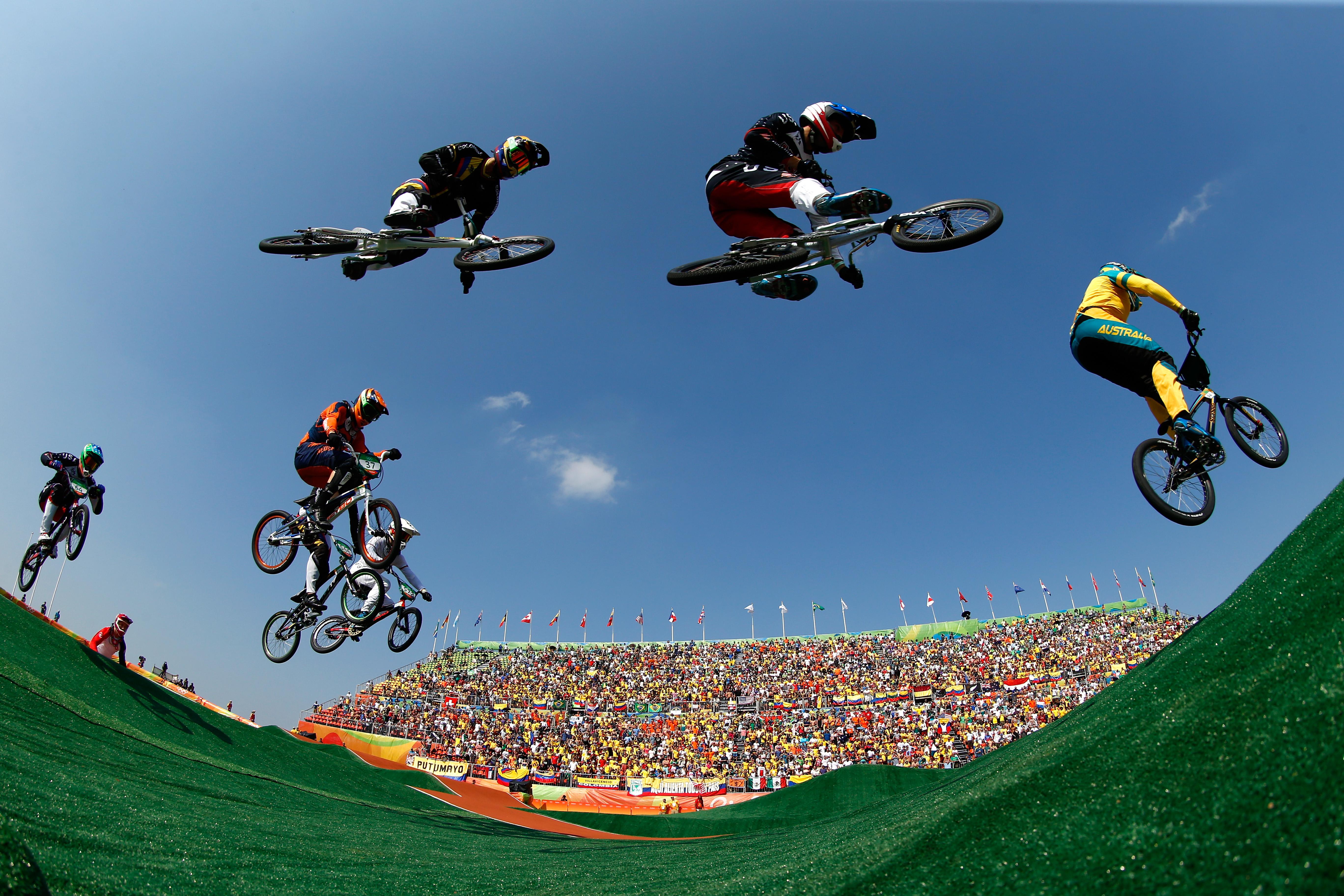 Ciclismo BMX racing