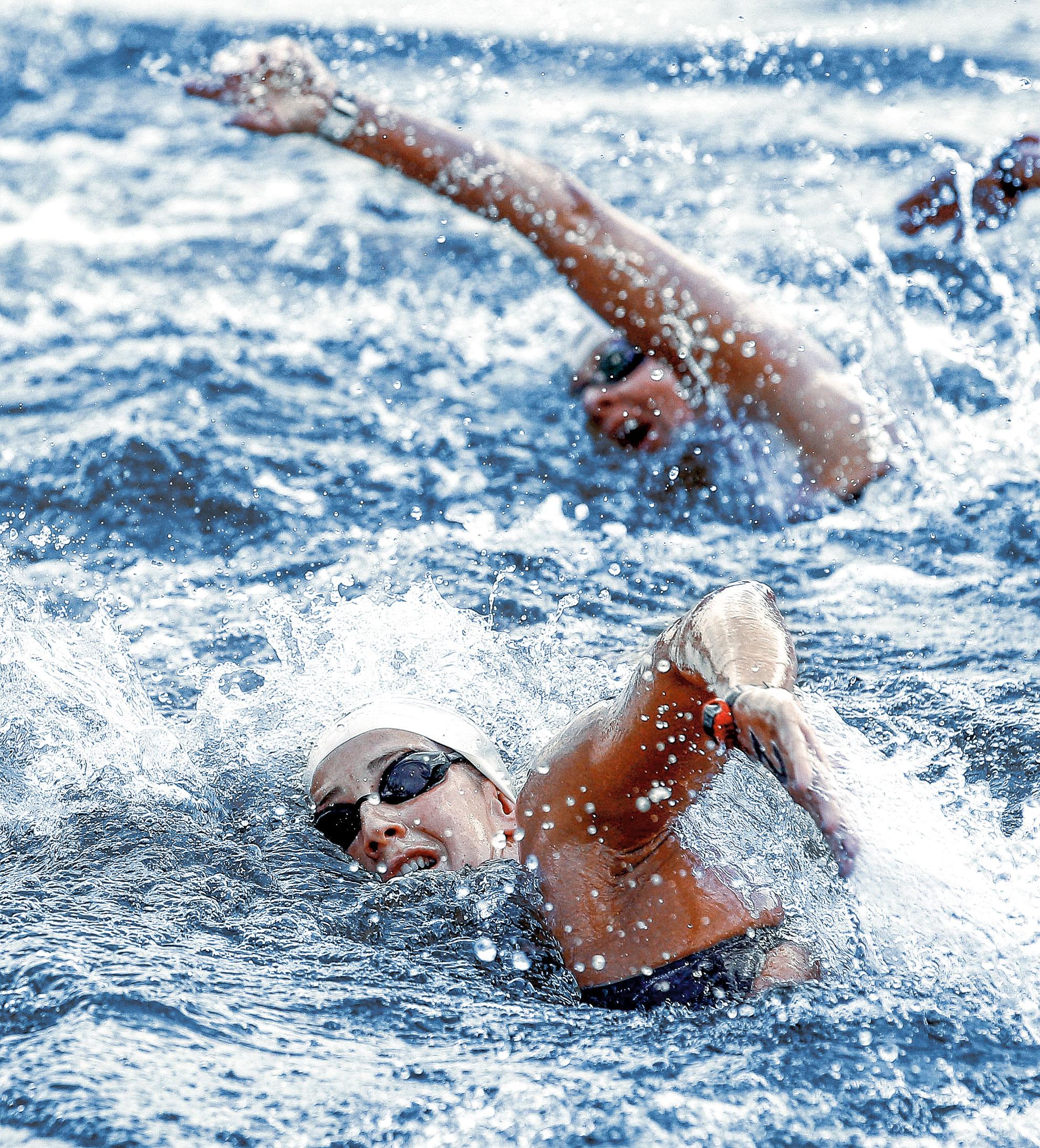Natación Aguas abiertas